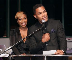 Honorary Gala Chair Attendees Included Maxwell and Estelle