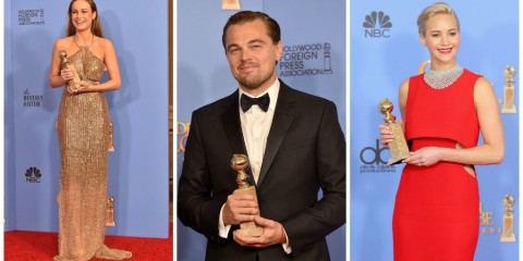 LEO DICAPRIO  by HFPA  PHOTO CREDIT GETTY