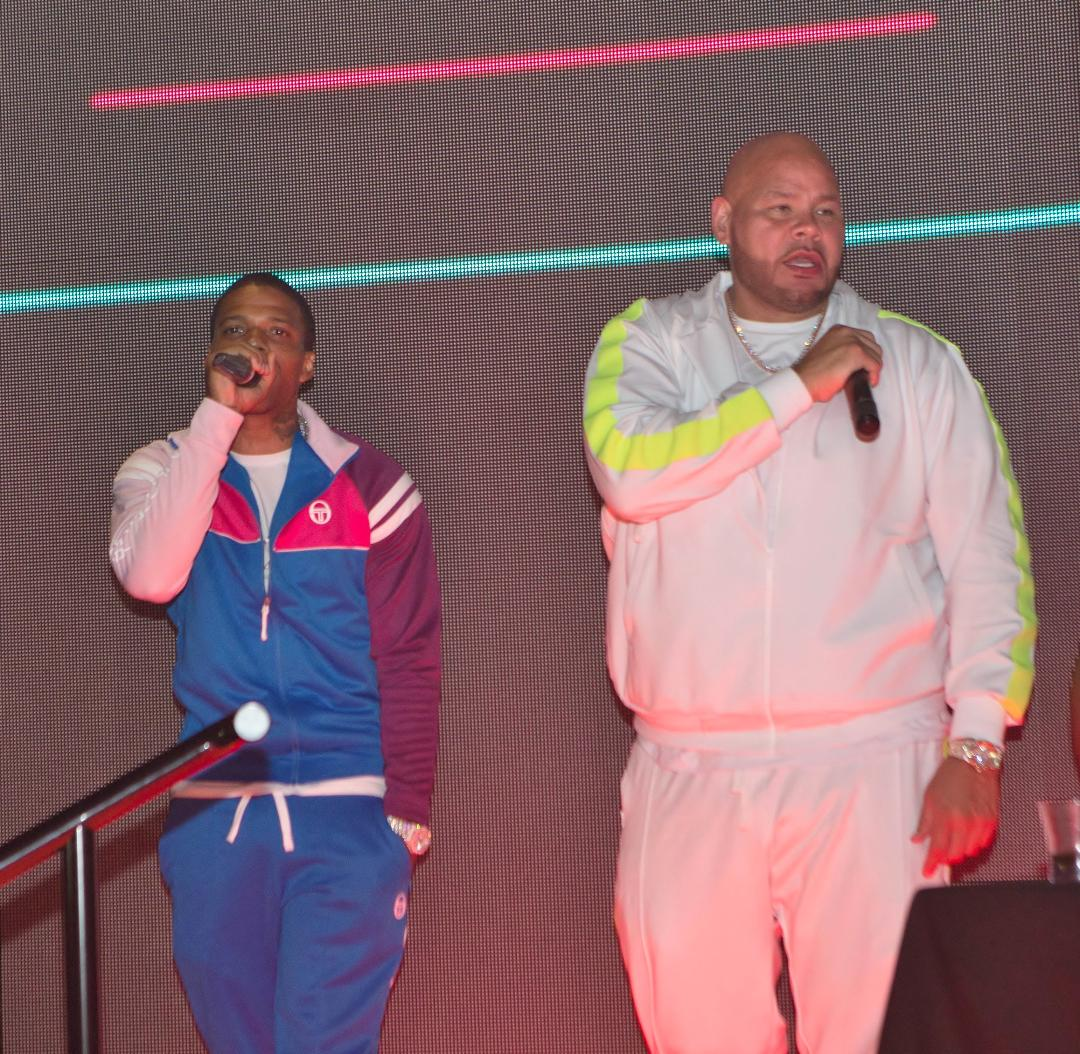 cassie and fat joe lit it up during ciroc summer colada fourth of july edition