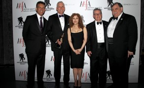 STARS STEP OUT ON THE RED CARPET FOR WOUNDED WARRIOR PROJECT® AT 35th ANNUAL AMERICAN IMAGE AWARDS