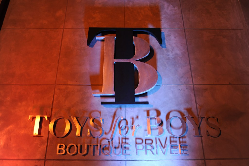 Toys For Boys Magazine : Toys for boys unveils its luxury boutique showroom in