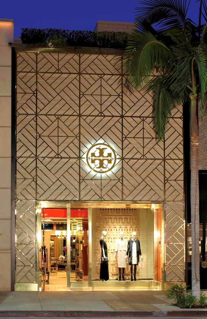 Tory Burch Opens Rodeo Drive Flagship New Boutique