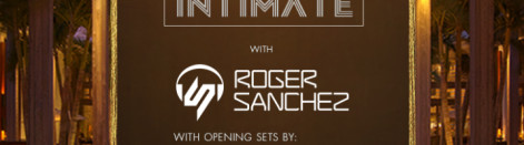 Superstar DJ Roger Sanchez at Setai | An Intimate Affair