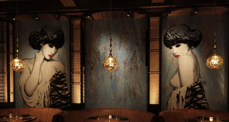 Extravagant And Eccentric TAO Owned Restaurant VANDAL Opens In New York NY