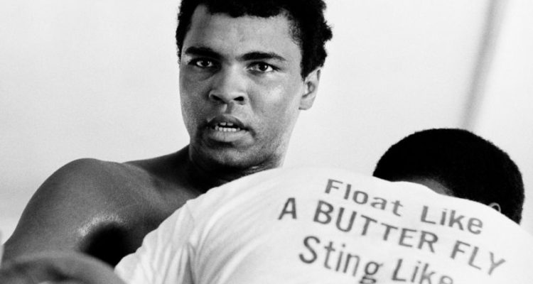 Muhammad Ali  Credit Chris Smith-Popperfoto-Getty Images