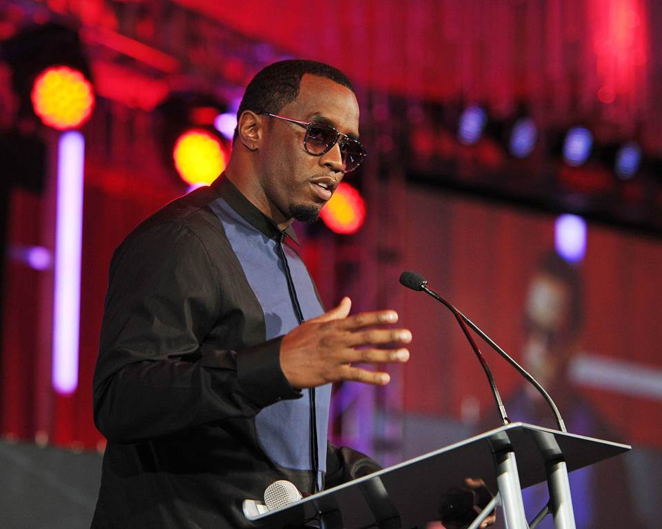 Sean Combs At REVOLT Music Conference 2014