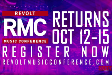 REVOLT Music Conference 2017 In Miami Beach
