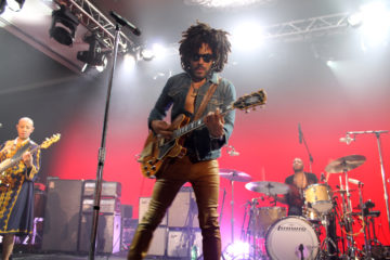 Lenny Kravitz and Make-A-Wish Ball