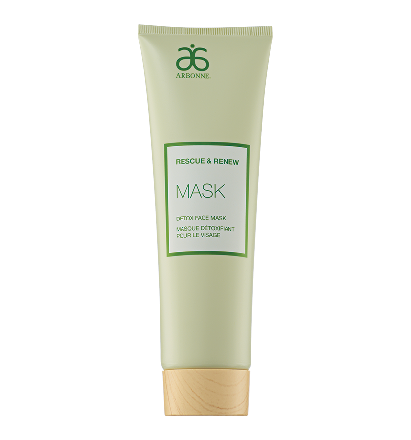 Arbonne Rescue & Renew Detox Face Mask