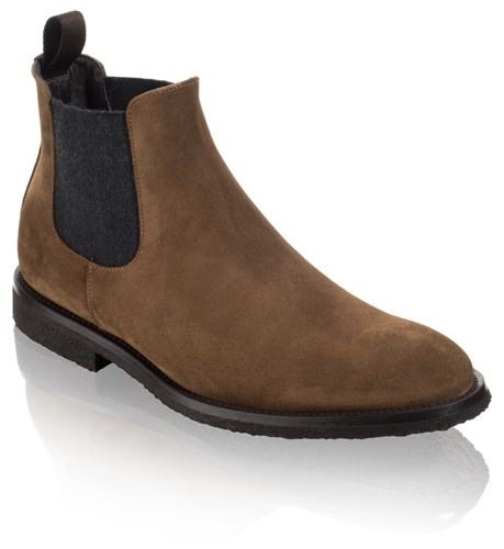 To Boot New York | Charlton Mid-Brown
