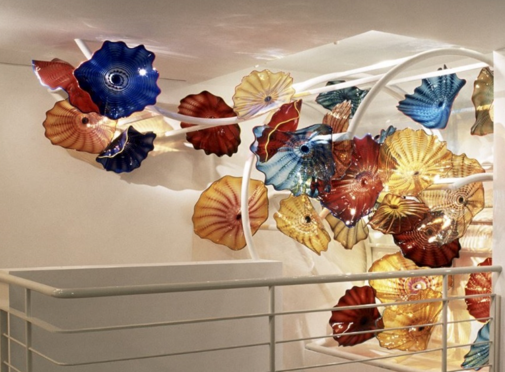 Dale Chihuly, Mosaic Persian