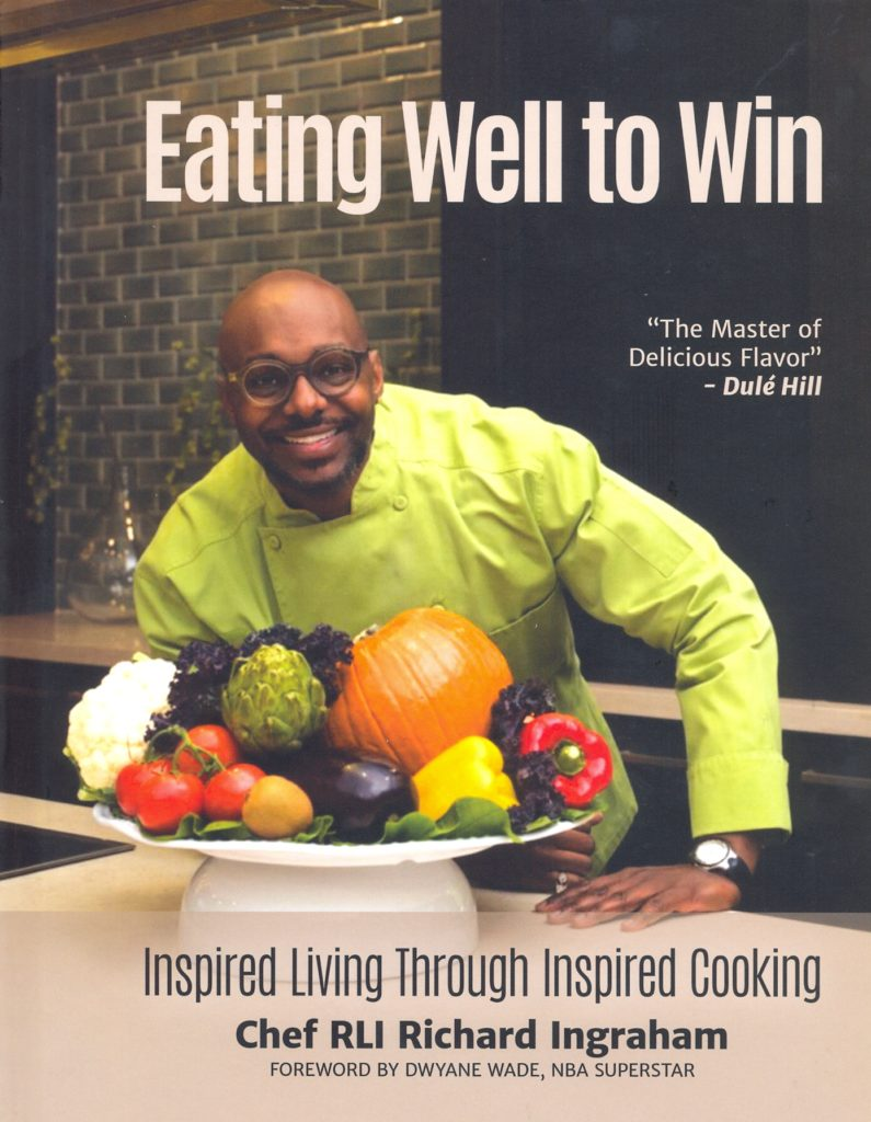 Eating Well to Win Inspired Living Through Inspired Cooking